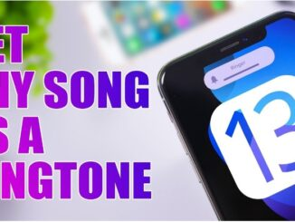 Set ANY Song as a RINGTONE On Your iPhone